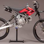 motoped 155 pitster pro