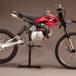 motoped 50cc with peddles
