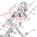 motoped brake