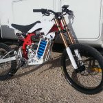 motoped electric bike 1