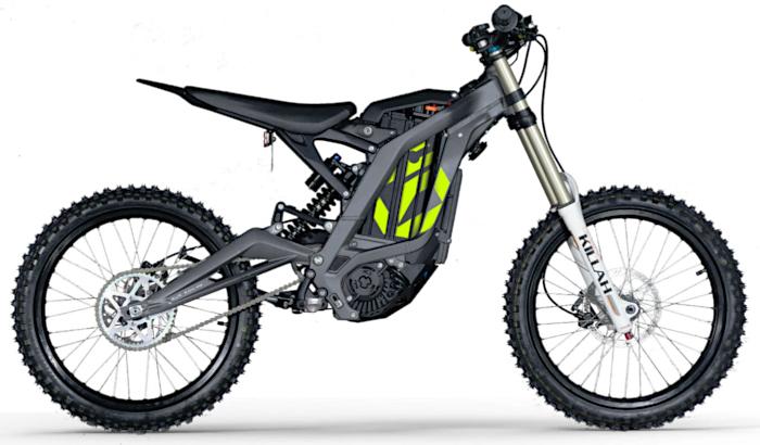 surron electric bike