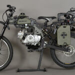 motoped survival bike side